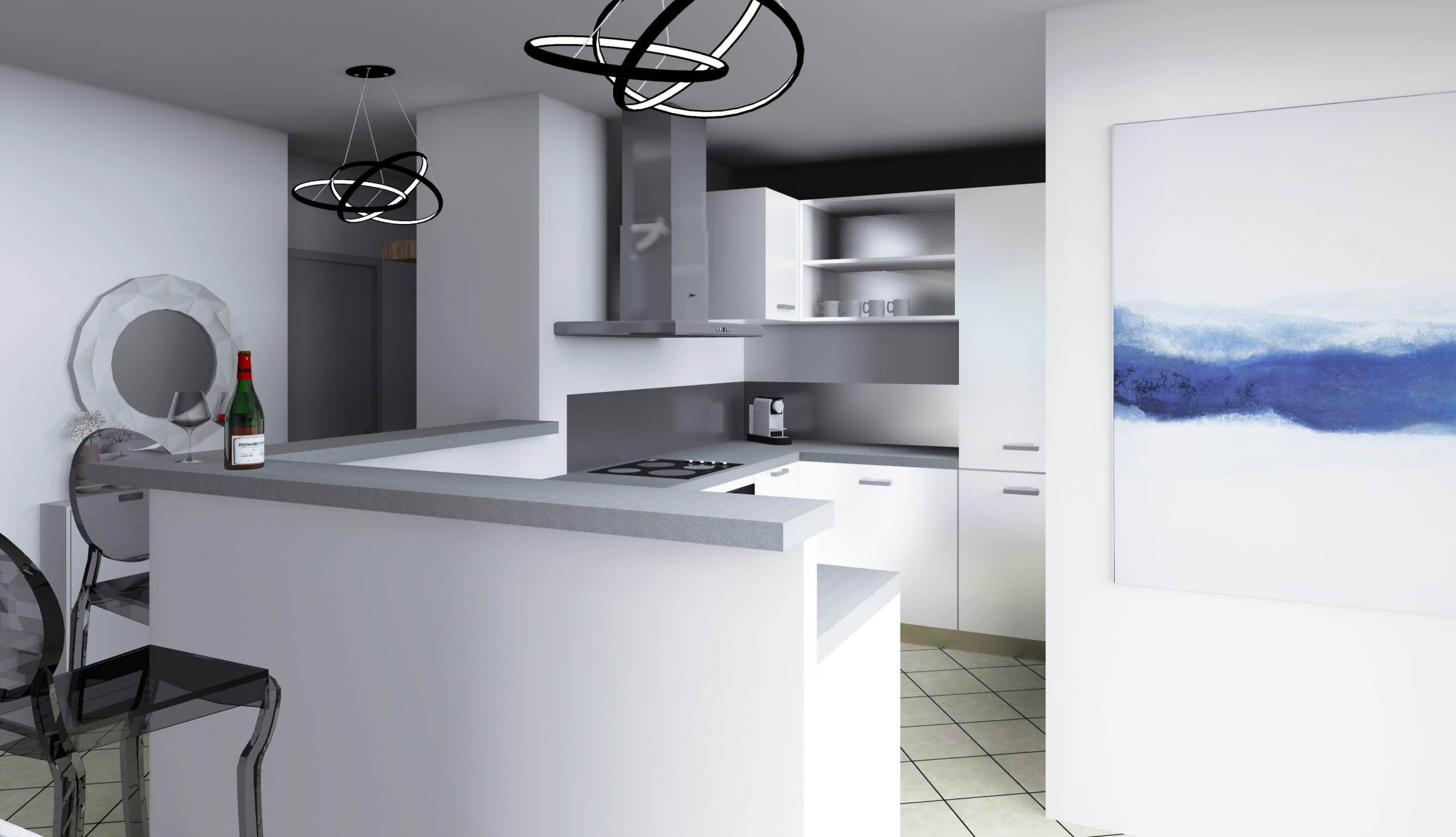 décoration 3D cuisine ad-archideco