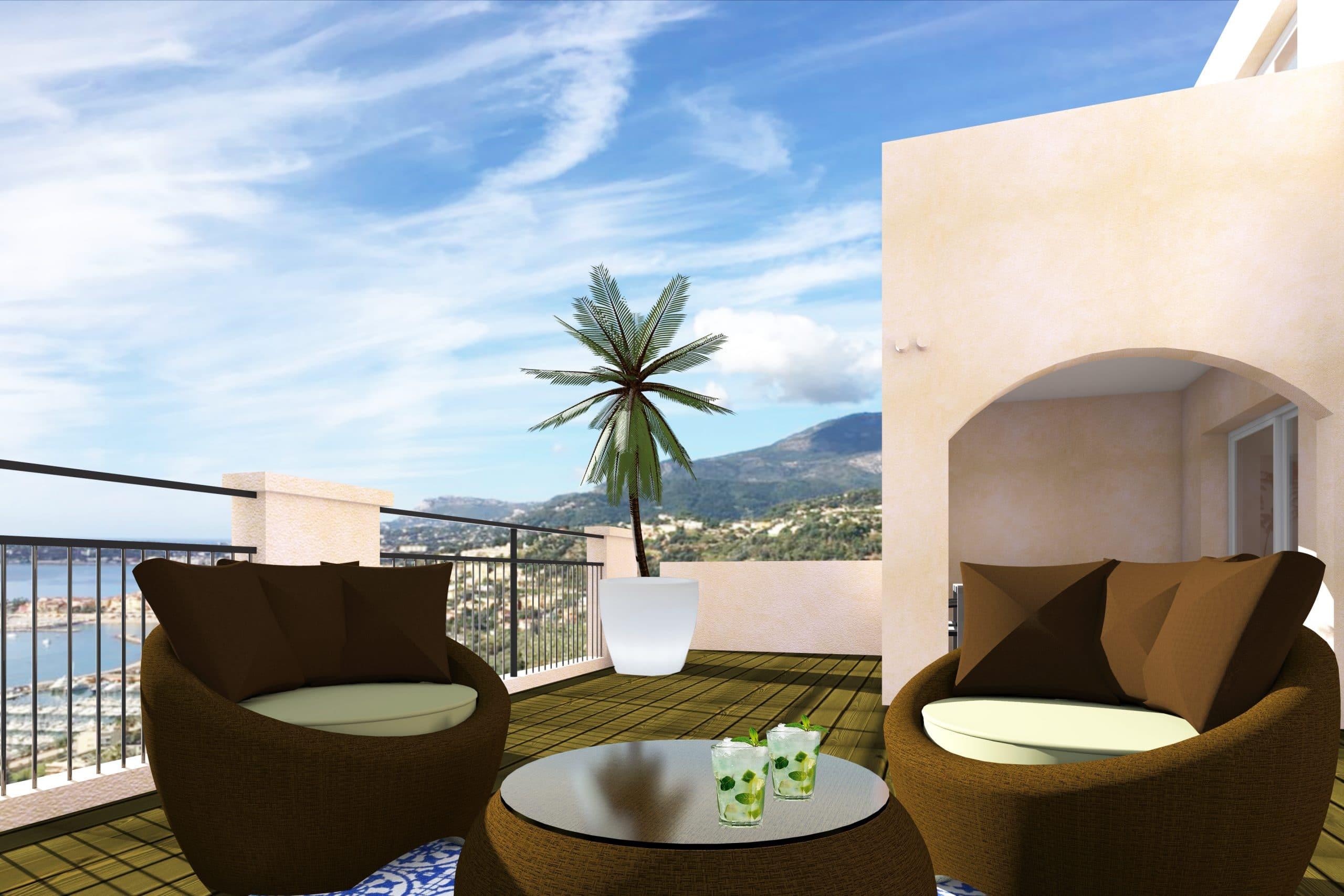 décoration 3D terrasse ad-archideco